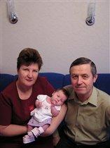 На кого я больше похожа на дедушку или на бабушку?