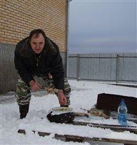 Шашлычок под коньячок)))