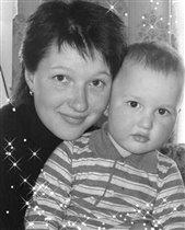 МАМА и СЫН...)))