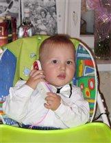 Моя первая Мобила...))))