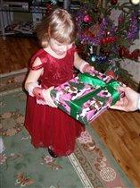 Уррраа, подарок!