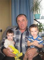мы с дедушкой
