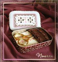 Новая жизнь коробочки монпансье :)