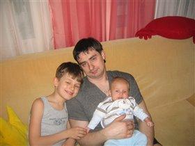 Мои мужчины....