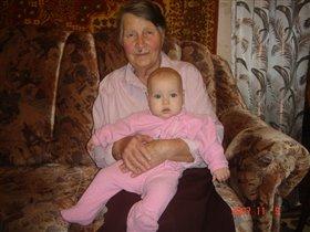 Иришка и прабабушка