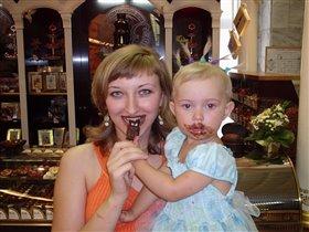 Я и моя дочурка
