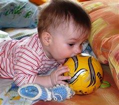 Футболист-грызун
