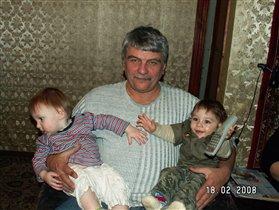 Любимый дед!