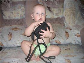 Юный фотолюбитель :-)