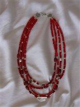 Бусы из  Samburu beads