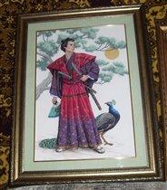 'Величественный самурай'.