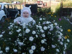 Самый лучший цветок в букете...