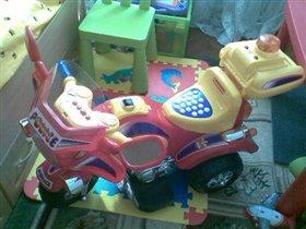 электромобиль Baby Born
