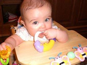 Какая сладкая игрушка!