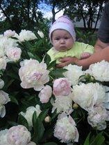 Красотка в красоте :))