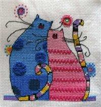 Коты Антонины