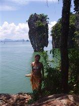 остров Джеймса Бонда, Андаманское море