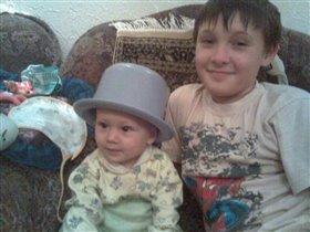 Мои сынишки