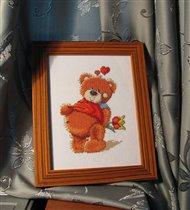 Подарок мужу на ДеньВаренья :)