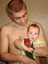 Прелестный цветок для для прелестной девушки