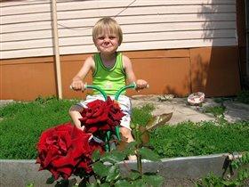 Цветы - это для девчонок!