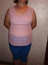 розовая туника для мамы