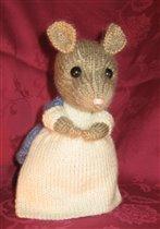Мышь домовитая