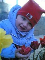 Весна, цветы...!