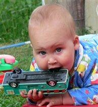 с этого начинается страсть к автомобилям