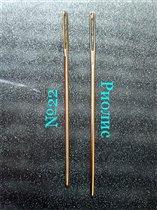 Гобеленовая игла №22 и игла из набора Риолис