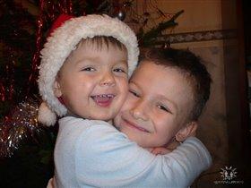 новогодние братцы:)
