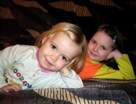 Сестрёнки - выбражульки