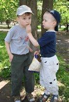 заботливый младший брат)