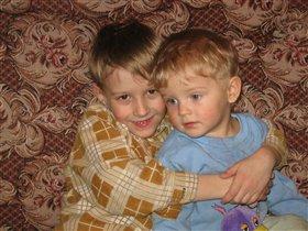 Мой любимый младший брат