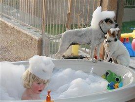 ванные процедуры, все вместе...