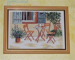 Brown terrace (Lanarte)