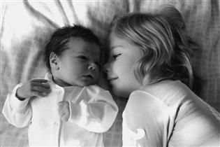 Наконец-то ты родился!! :))