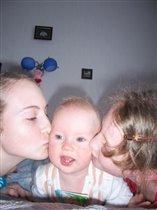 Во...как любят меня сестрички;)))
