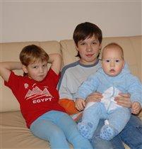 Три брата 'акробата'