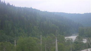 Туман на Инзере