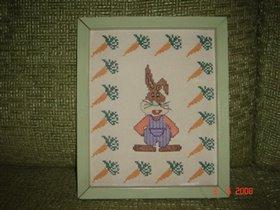 Полушоколадный заяц