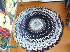 Практичный и удобный коврик.