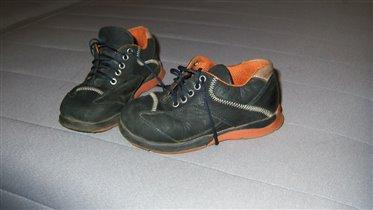 Ботинки Италия