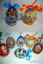Пасхальные яйца-2008.