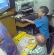 начинающие хакеры :)))