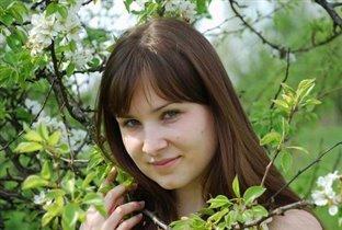 Младшая дочка Елена