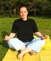 Я медитирую!