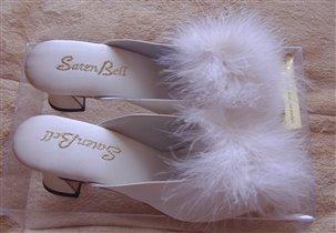 домашние туфельки