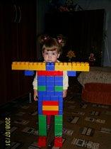 Девочка-конструктор