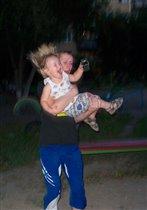 прыжок ))))